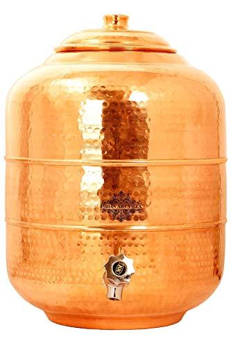 copper water jug - 9