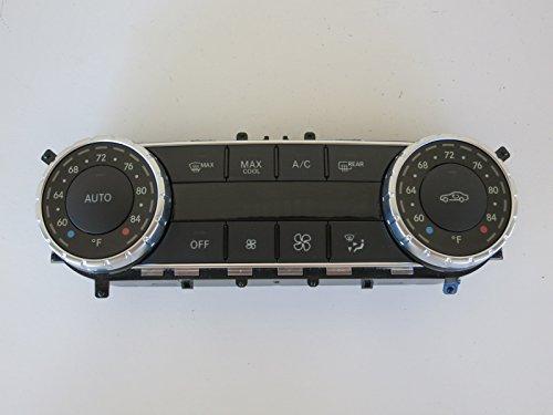 Control Benz Climate Mercedes (12 Mercedes Benz C250 C300 Climate Control Panel Temperature Unit A/C Heater)