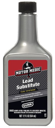 Niteo Motor Medic M5012-12PK Lead Substitute - 12 oz, (Case of 12)