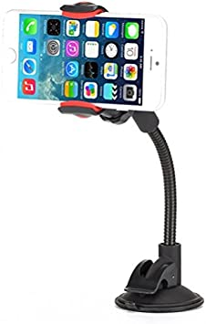 LG G6 G7 ThinQ V35 V40 Q7 Google Pixel 2 3 XL Samsung Galaxy S10 S6 S7 S8 S9 Plus 6 7 8 Plus Note 8 9 All Smartphones Rear View Mirror Car Mount Phone Holder Dock for iPhone X XS Max XR