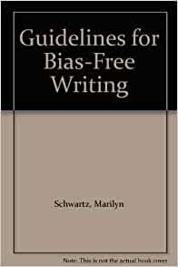 Guidelines for bias-free writing a cover