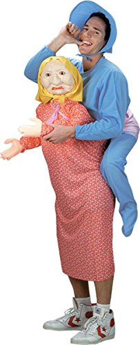 Morris Costumes Men's Mommy's BOY Costume, -