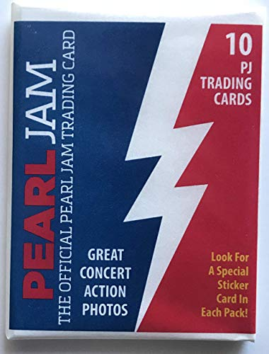Pearl Jam chicago baseball card pack wrigley field 2018 cubs pj new