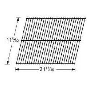 Music City Metals 90401 Steel Wire Rock Grate Replacement for Select Gas Grill Models by Broil King, Broil King.89-91 and Others
