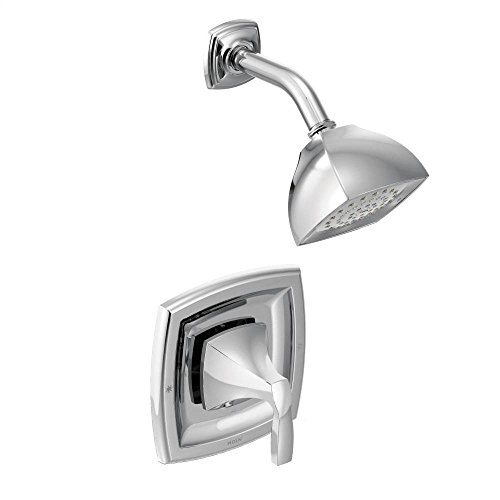 Moen T2692-2520 Voss Posi-Temp Shower Trim Kit with Valve, Chrome by Moen