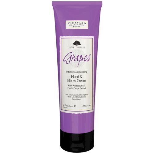 VC Grapes Hand & Elbow Cream w/Nutraceutical Grade Grape Extract 8oz