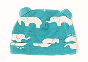 Le chaton - hat & swaddle blanket organic cotton