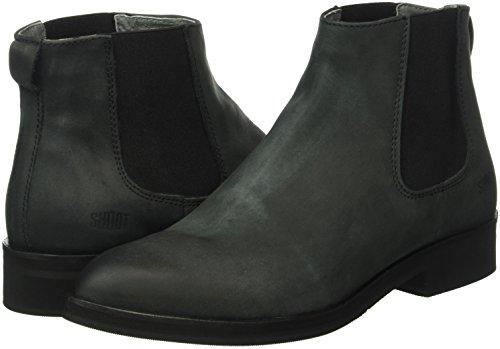 Shoes 216022g Boots Shoot Sh Femme grey Chelsea Gris aqxqwAd