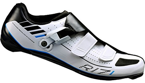 Shimano SH-R171 Cycling Shoes - Mens White, 45.0