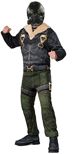 [Rubie's Spider-Man: Homecoming Deluxe Vulture Costume Standard] (Villain Mask)