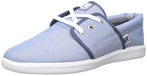 DCHaven Tx Se J Xssw - Scarpe da Ginnastica Basse donna, blu (Navy/White), 41 EU
