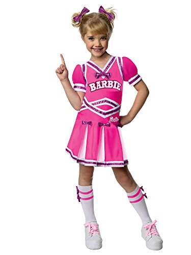 Barbie Cheerleader Costume, Medium