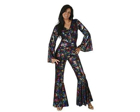 Atosa - Disfraz de disco para mujer, talla M/L (97021): Amazon.es ...