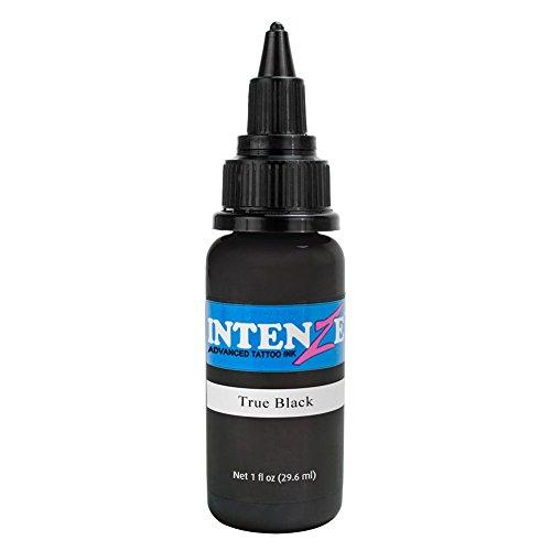 Intenze Tattoo Ink True Black 1 oz