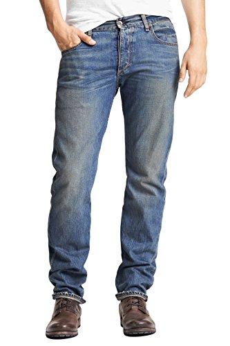 (rag & bone Mens RB 15X Augusta Jeans 32 Blue)