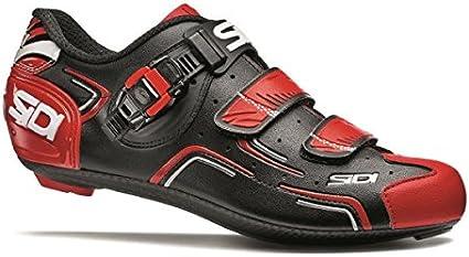 677171VAR - Zapatillas ciclismo bicicleta SIDI LEVEL COLOR NEGRO ...