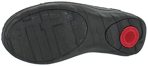 Pantofola Fitflop Superloafer Da Donna Nera