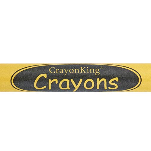 CrayonKing 500 4-Packs of Crayons in a Cello Bag by CrayonKing (Image #3)