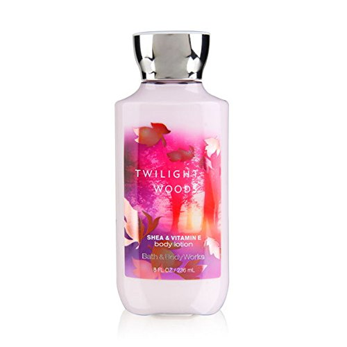 Bath & Body Works, Signature Collection Body Lotion, Twilight Woods, 8 Ounce 667532626643