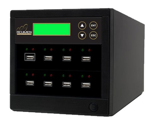 Acumen Disc 1 to 7 USB Digital Flash Key Dongle Memory Drives Duplicator System