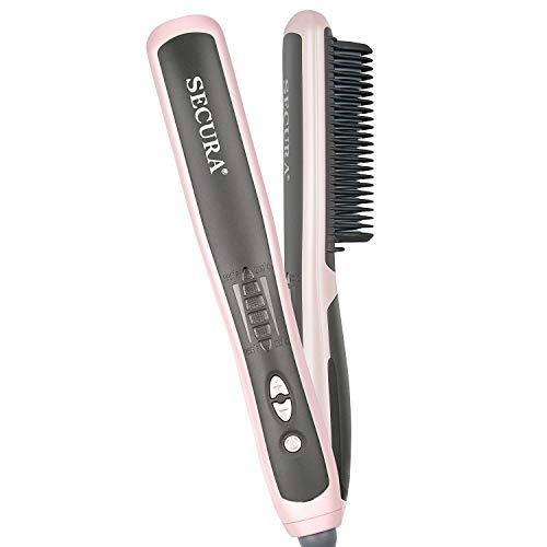 Secura Hair Straightener Comb