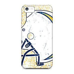 New Arrival Cover Case With Nice Design For Iphone 5c- San Diego Chargers