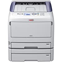 Okidata C800 C831DN LED Printer - Color - 1200 x 600 dpi Print - Plain Paper Print - Desktop 62444104