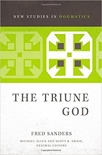 Book The Triune God (New Studies in Dogmatics)