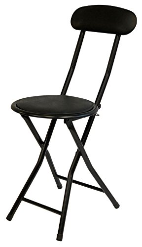Wee's Beyond 1206 Cushioned Padded Folding Stool by Wee's Beyond