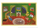 Goodnight Moon Art Poster Print by Clement Hurd, 21x15