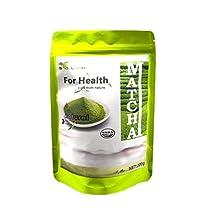 Certified Organic 100% Natural Japanese Matcha Green Tea Powder 500g bag