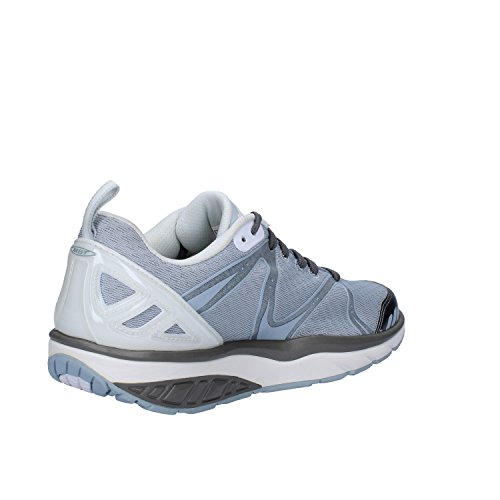 MBT Sneakers Mujer 37 EU Gris Textil
