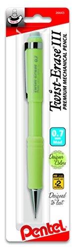 Pentel Twist Erase Mechanical Pencil 0 7mm