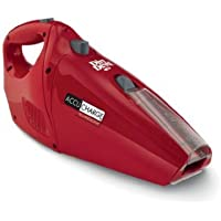 Dirt Devil AccuCharge 15.6 Volt Cordless Hand Vac with ENERGY STAR Battery Charger, BD10045RED with Mini Tool Box (fs)
