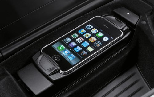 BMW Apple iPhone 4/4s Media / BMW Apps Snap In Adapter by BMW