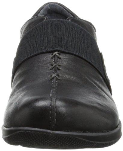 On Women's SoftWalk Tanner Black Slip Too 7On7zIqa