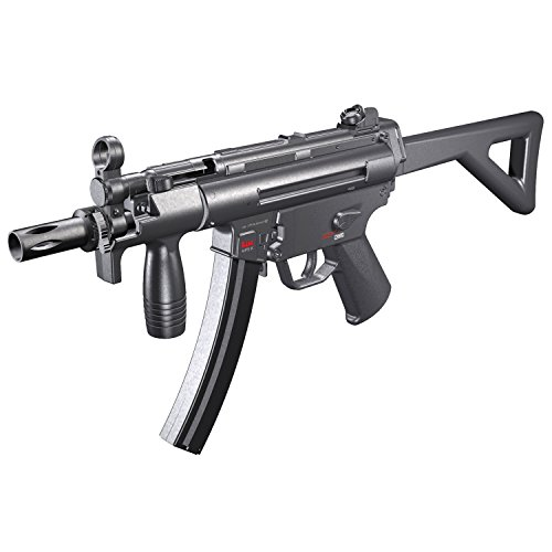 h MP5 2252330 BB 40 Rounds 400fps Air Rifle, 0.177 Caliber, Black ()