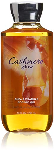 Bath & Body Works Cashmere Glow 10 Oz Shower Gel, 10.0 Ounce