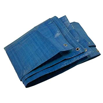 Neilsen color azul Toldo protector con ojales de sujeci/ón