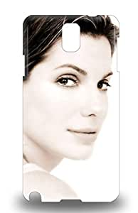Snap On 3D PC Case Designed For Galaxy Note 3 Sandra Bullock American Female Sandy Gravity The Blind Side Miss Congeniality ( Custom Picture iPhone 6, iPhone 6 PLUS, iPhone 5, iPhone 5S, iPhone 5C, iPhone 4, iPhone 4S,Galaxy S6,Galaxy S5,Galaxy S4,Galaxy S3,Note 3,iPad Mini-Mini 2,iPad Air )