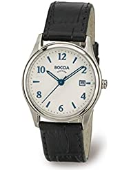 Boccia Womens Quartz Watch 3199-01 with Leather Strap