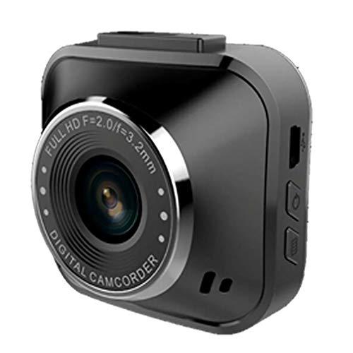 GYTOO Dash Cam, 1080P Full HD Driving Recorder Mini Car Camera DVR Dashboard Camera with 2 inch Screen 120° Wide Angle G-Sensor, Motion Detection, Loop Recording, Parking Monitor