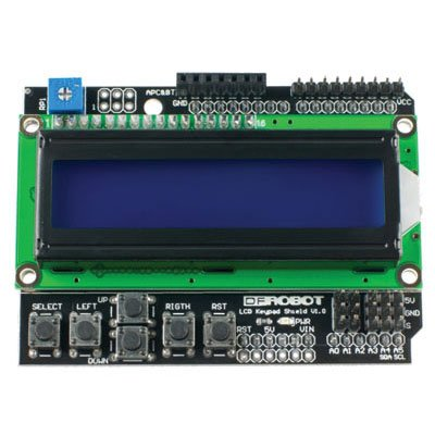 Top 10 best arduino screen with buttons for 2019