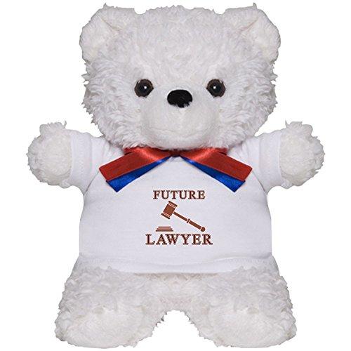 CafePress - Future Lawyer - Teddy Bear, Plush Stuffed - Personalized Dream Teddy Bear