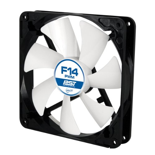 Arctic F14 140mm PWM Controlled Case Fan