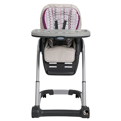 Graco Blossom 4-in-1 Convertible High Chair Seating System, Nyssa by Graco (Image #1)