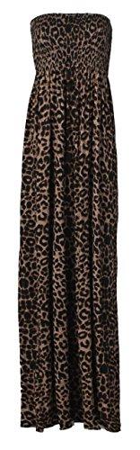 - Forever Womens Plus Size Leopard Stripe Tie Dye Floral Print Sheering Maxi Dress