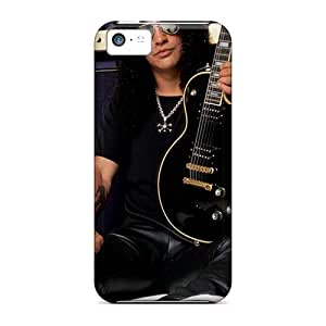 Marycase88 Iphone 5c Perfect Hard Phone Case Support Personal Customs Beautiful Asking Alexandria Band Skin [PJI1694RwQU]