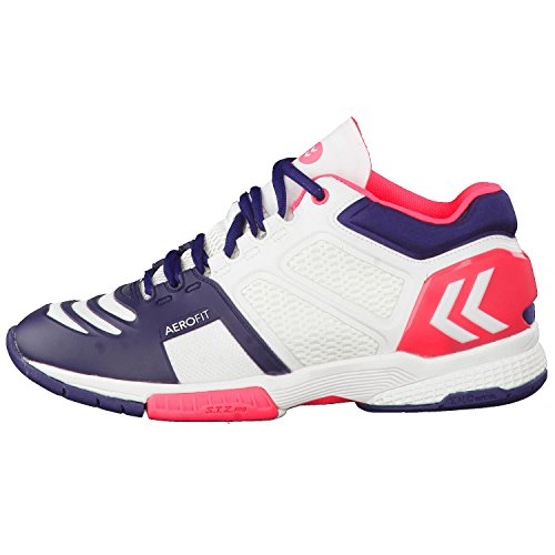 Ballon Chaussures Rose 60506 Hummel nbsp;WS Charge Aero Blanc handball de HB 220 OCx4n7xaq