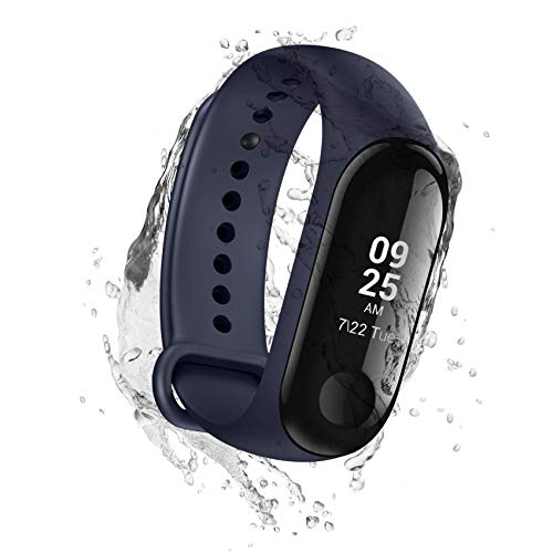 Xiaomi Mi Band 3 Brazalete Inteligente MGW4041ZGL (Version Global) en Español